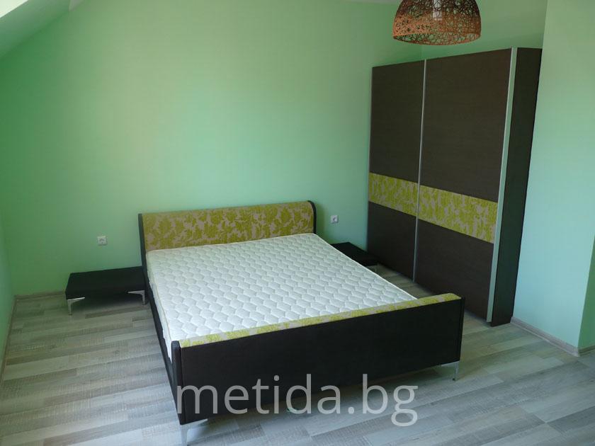 Летен апартамент в зелено